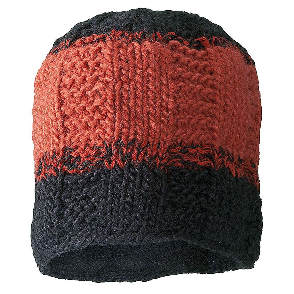 Screamer Chop Hat (Men's) - Black/Red