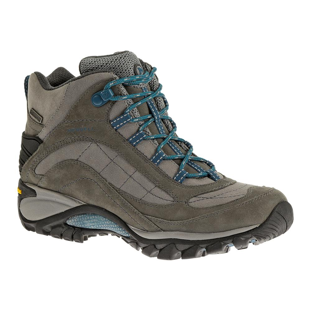 Merrell Siren Waterproof Mid Leather Hiking Boot (Women's) - Castle Rock