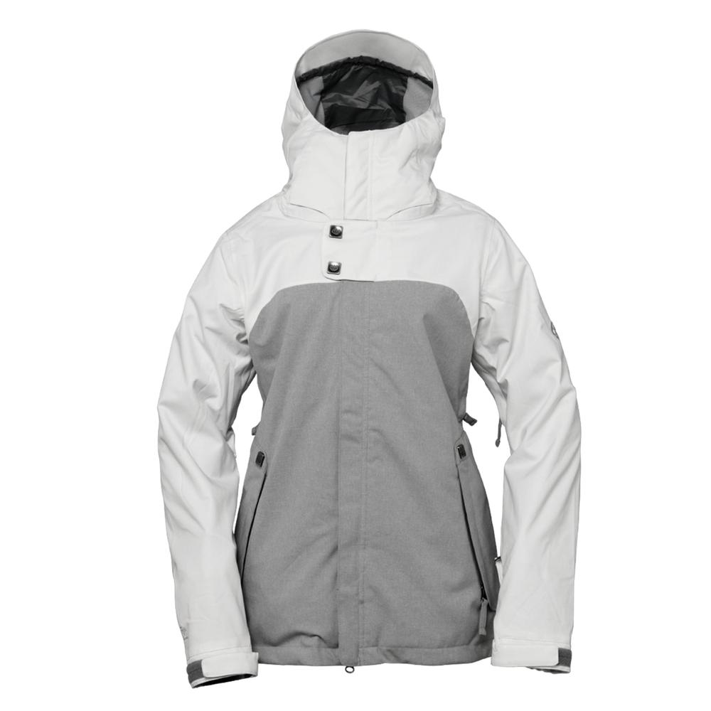686 Authentic Smarty Path 3 In 1 Snowboard Jacket Womens