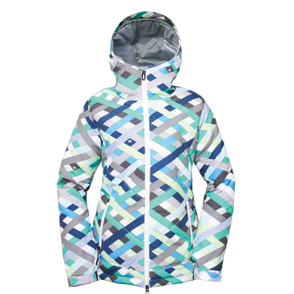 686 Authentic Rhythm Insulated Snowboard Jacket (Women s)  b34b40d00
