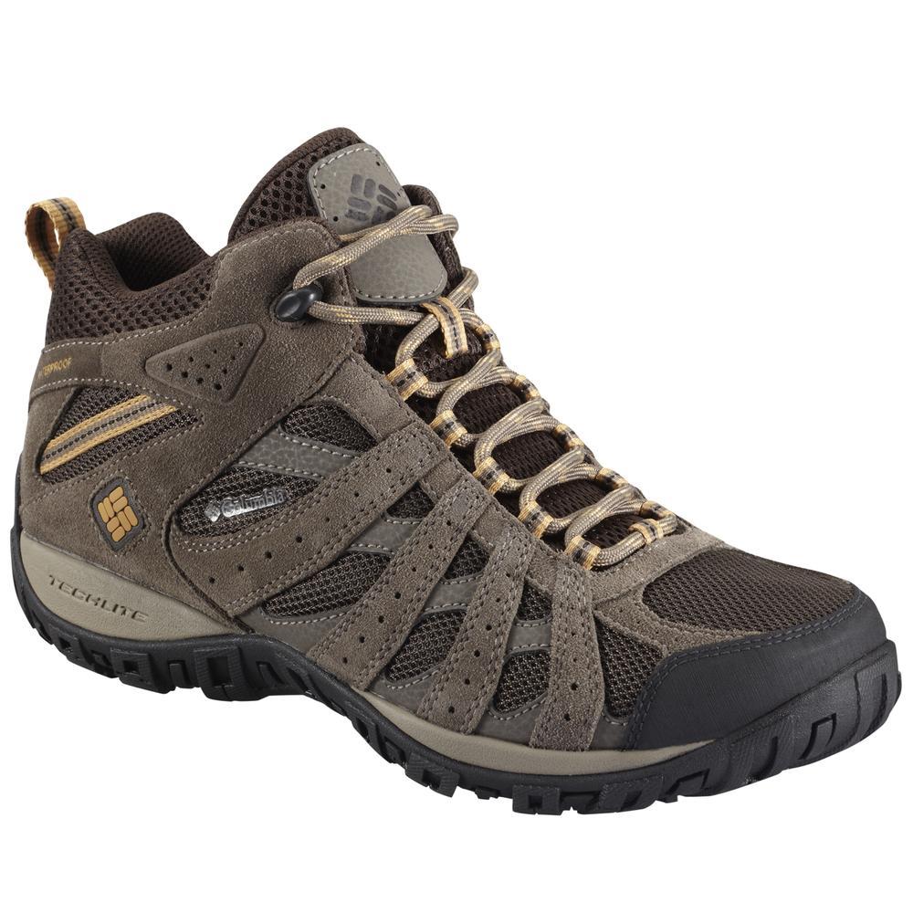 Columbia Redmond Mid Waterproof Hiking Boot Men S