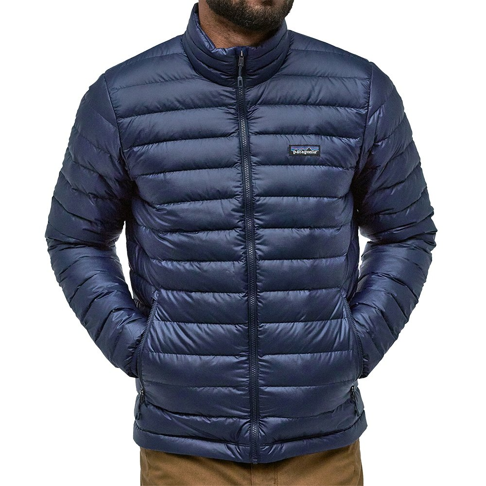 Patagonia Down Sweater Jacket (Men's) - Classic Navy