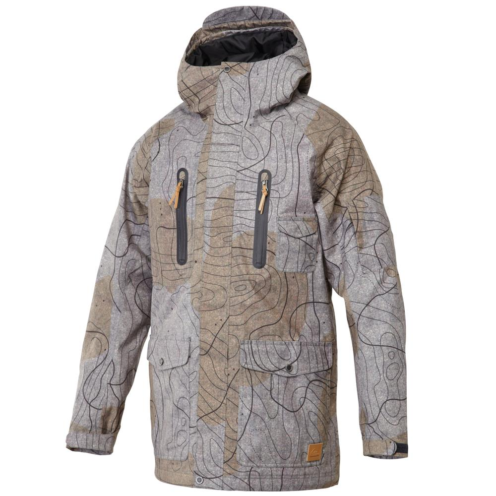 98ba2af1609f Quiksilver Dreaming Insulated Snowboard Jacket (Men s) -