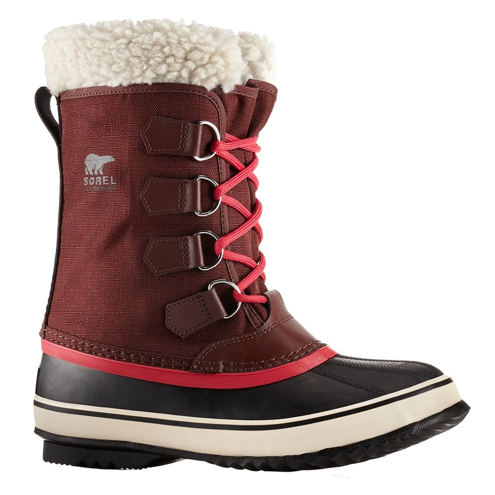 Sorel Winter Carnival Boot (Women's) - Redwood