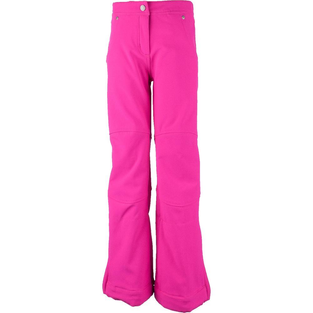 Obermeyer Jolie Softshell Ski Pant (Girls') - Knockout Pink
