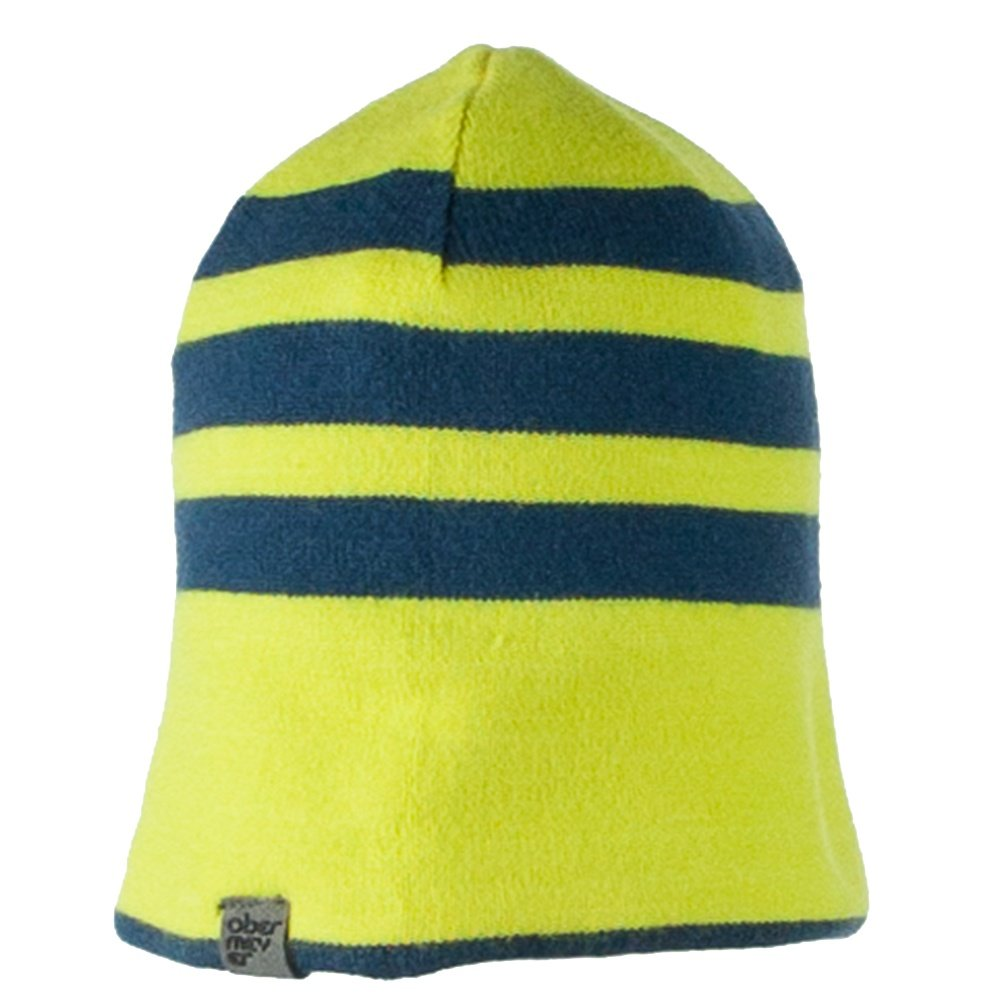 Obermeyer Traverse Knit Hat (Little Boys') - Blue Slate
