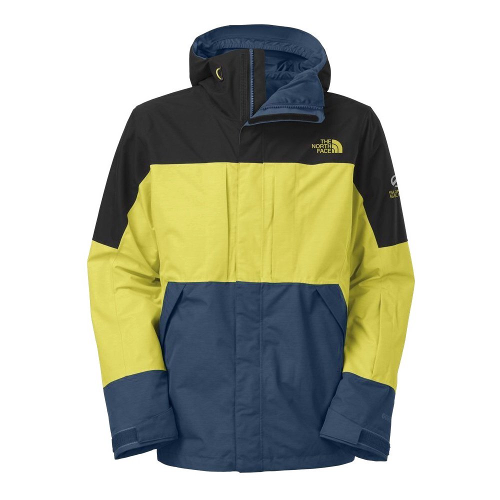 the north face nfz gore tex shell ski jacket men 39 s. Black Bedroom Furniture Sets. Home Design Ideas