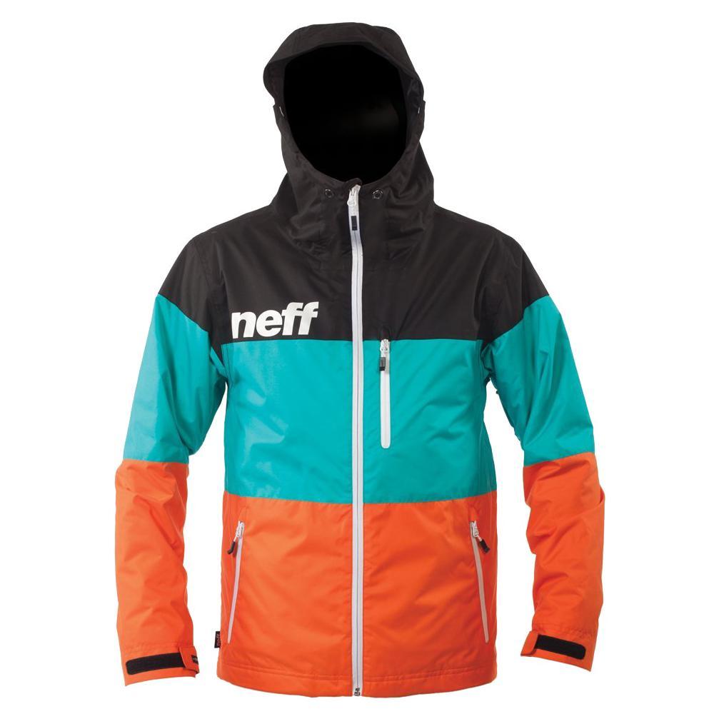 Neff Youth Trifecta Snowboard Jacket Boys Peter Glenn