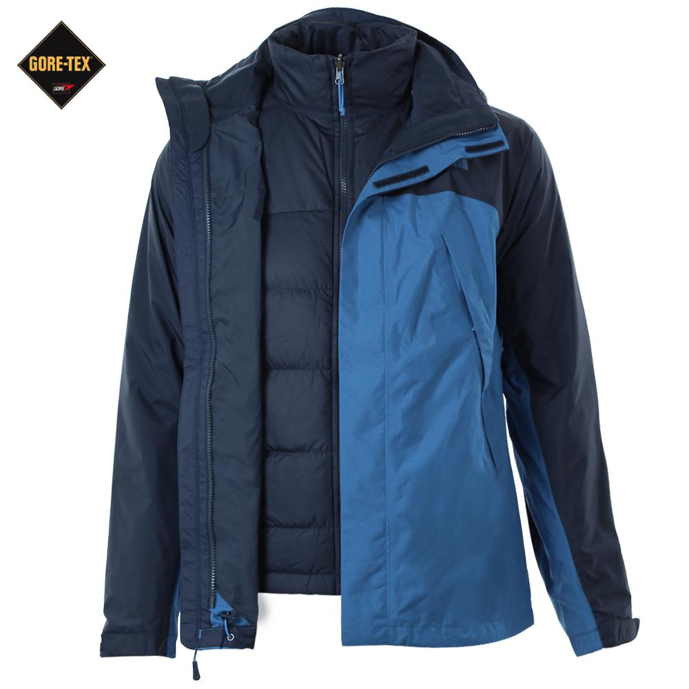 the north face mountain light triclimate gore tex ski jacket men 39 s. Black Bedroom Furniture Sets. Home Design Ideas