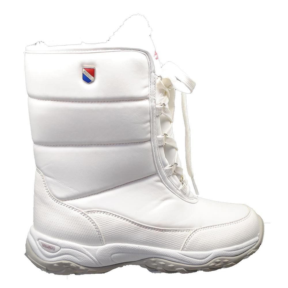 khombu white winter boots \u003e Up to 72