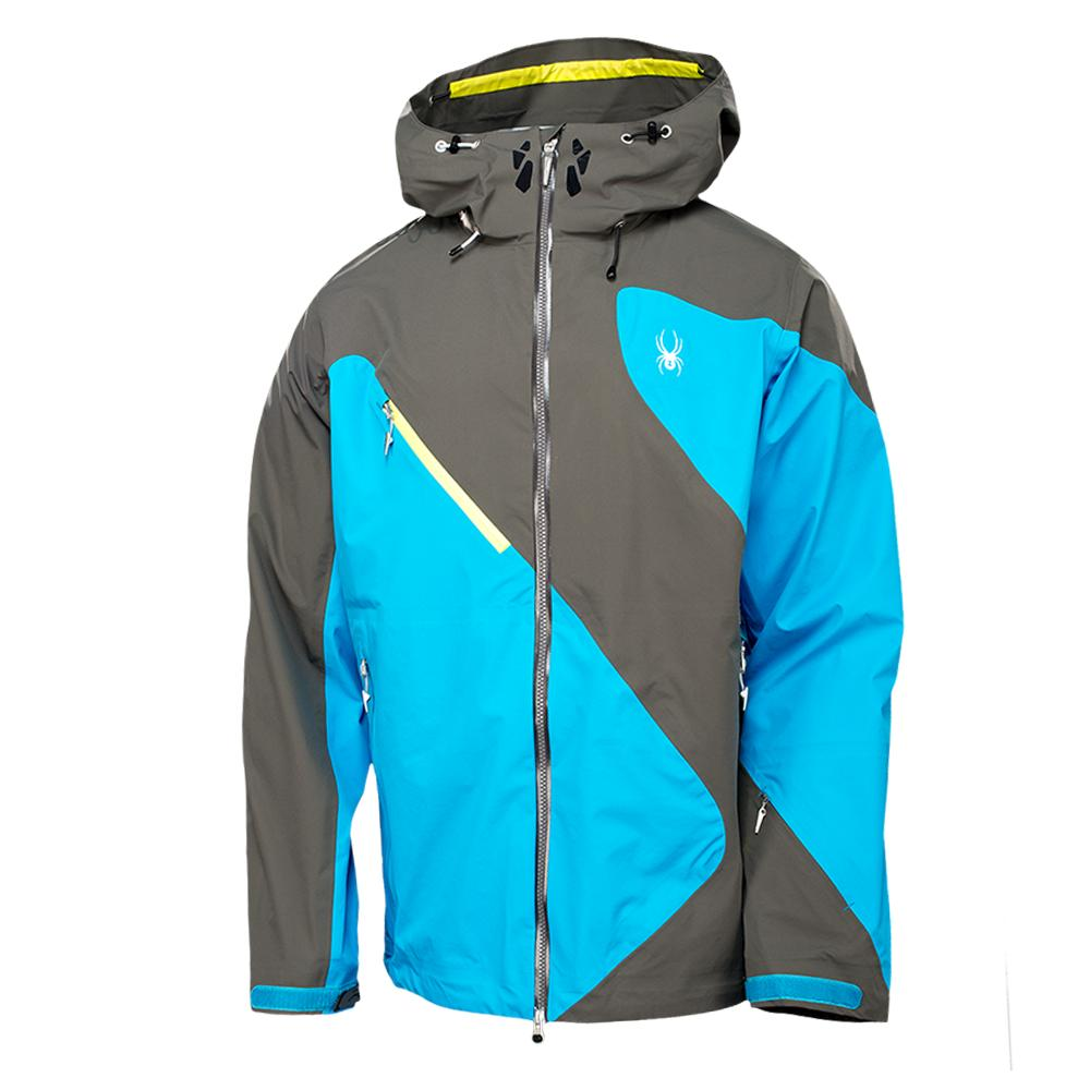 spyder eiger shell ski jacket men 39 s peter glenn. Black Bedroom Furniture Sets. Home Design Ideas