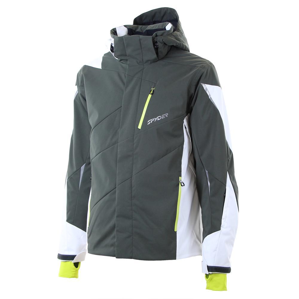 Spyder Chambers Insulated Ski Jacket Men S Peter Glenn