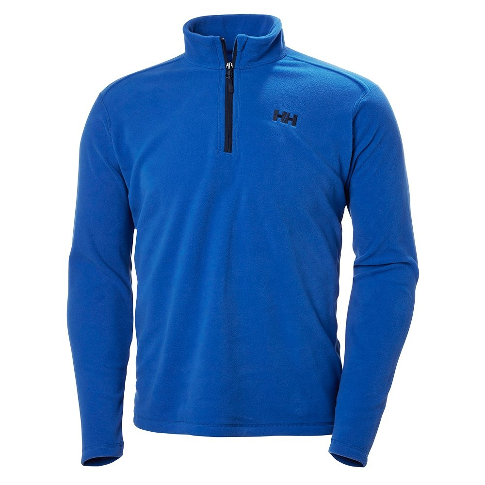 Helly Hansen Daybreaker 1/2-Zip Fleece Top (Men's) - Olympian Blue