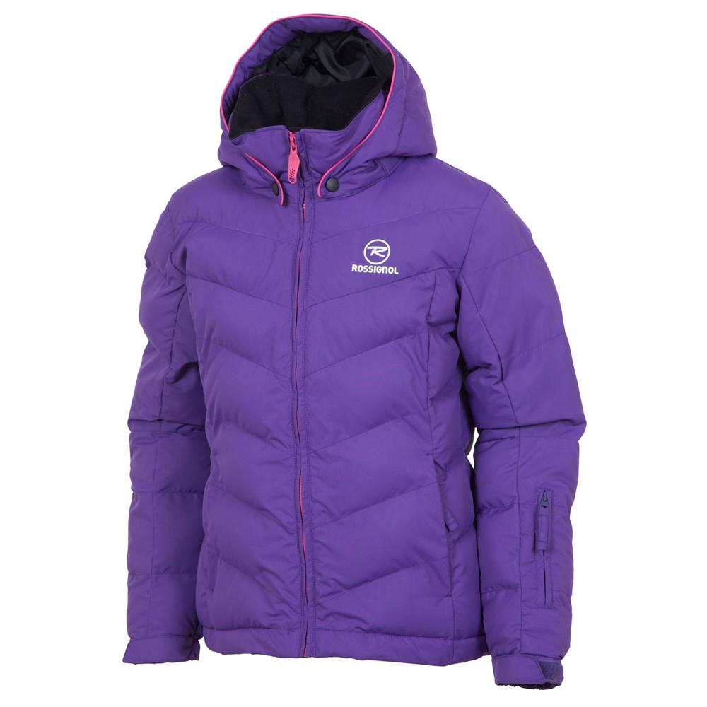 Rossignol Polydown Ski Jacket Girls Peter Glenn