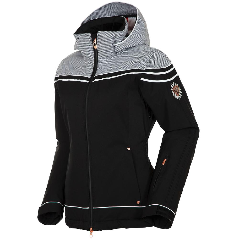 rossignol 1907 liz stretch insulated ski jacket women 39 s peter glenn. Black Bedroom Furniture Sets. Home Design Ideas