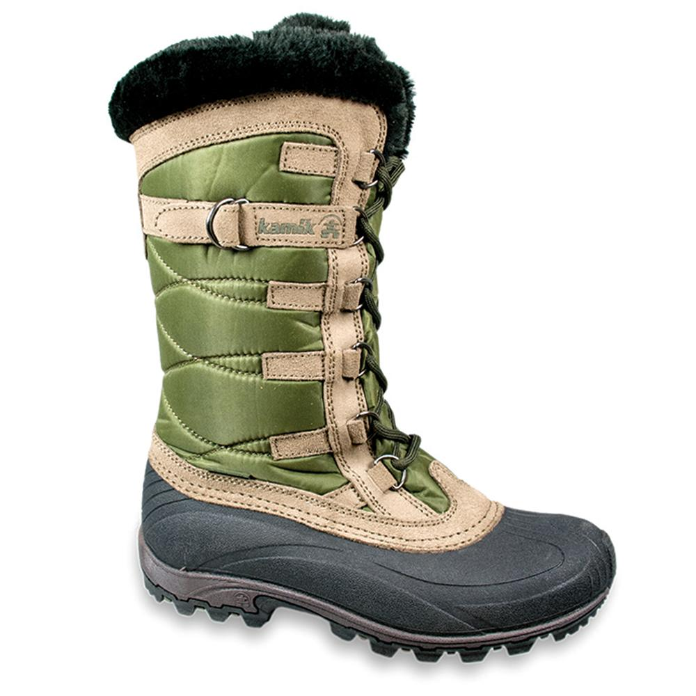 Kamik Snowvalley Boot (Women's) - Olive