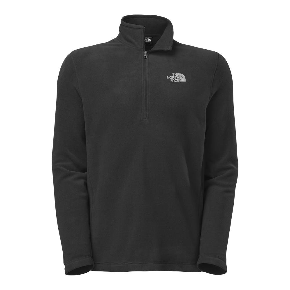 The North Face TKA 100 Glacier Half Zip Fleece Mid-Layer (Men's) -