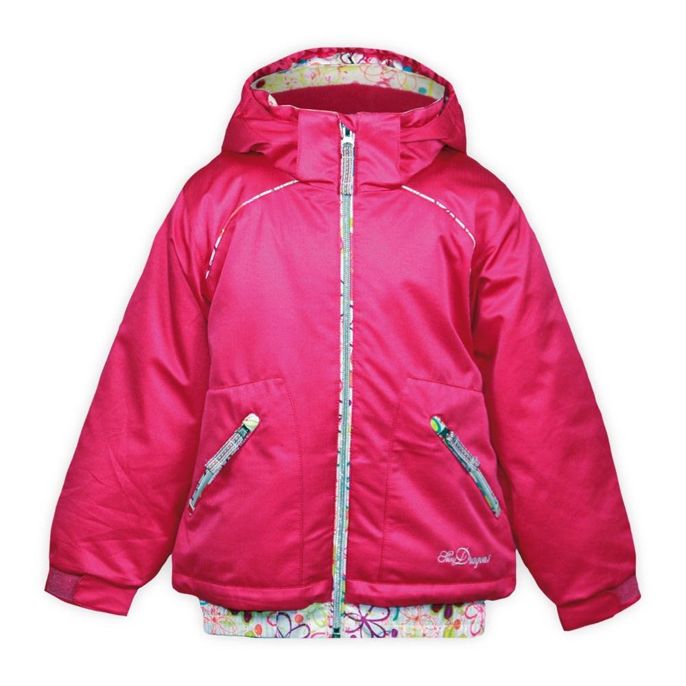 Snow Dragons Darlin Ski Jacket (Little Girls') - Pink