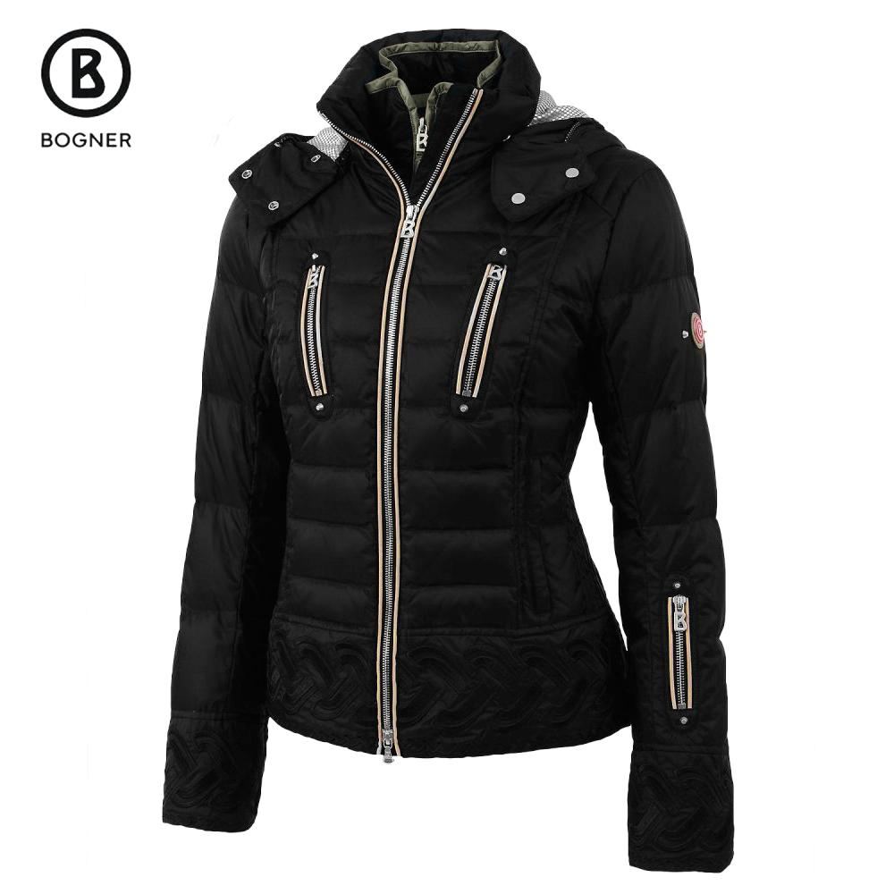 Down ski jackets women