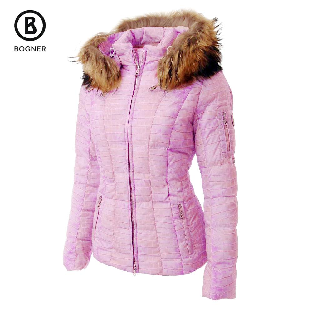 Bogner Nicky-D Print Down Ski Jacket (Women s)  c48330405