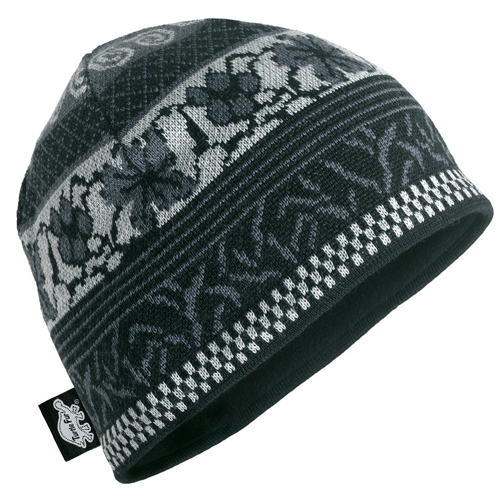 Turtle Fur Lilo Merino Hat (Women's) - Black