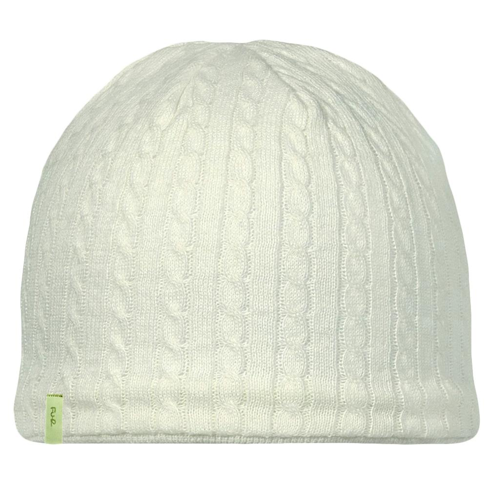 Turtle Fur Mimi Hat (Women's) - Ivory