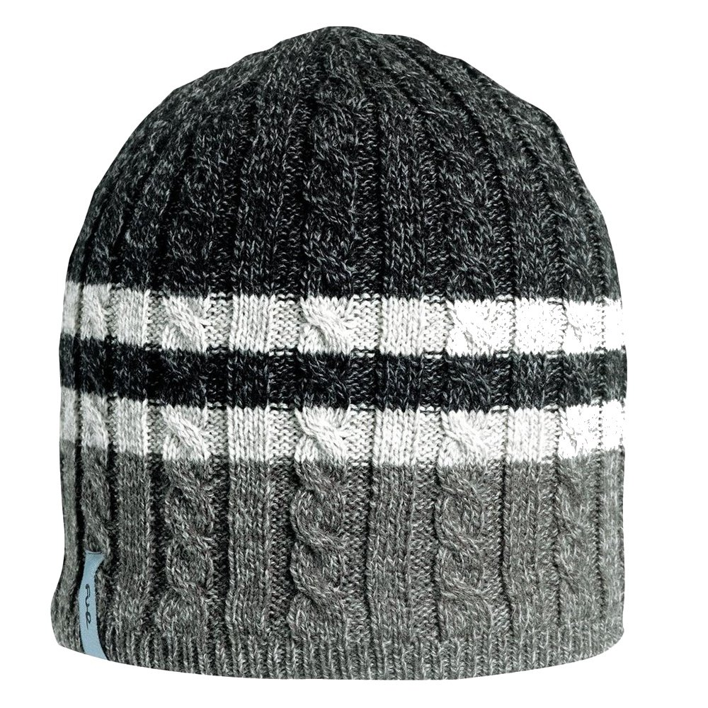 Turtle Fur Slater Rag Hat (Men's) - Onyx