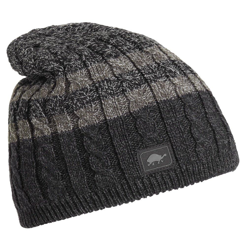 Turtle Fur Slater Rag Hat (Men's) - Charcoal