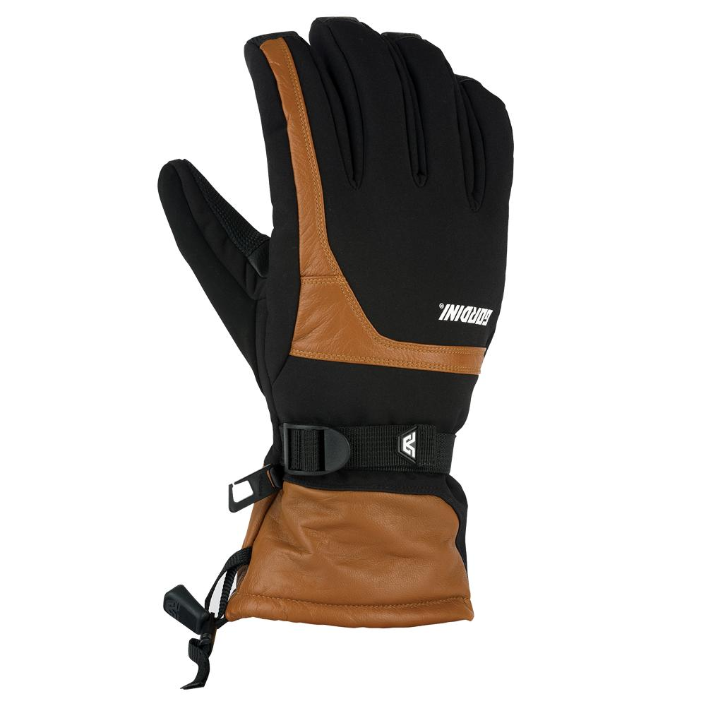 Gordini Tactic Glove (Men's) - Black/Tan