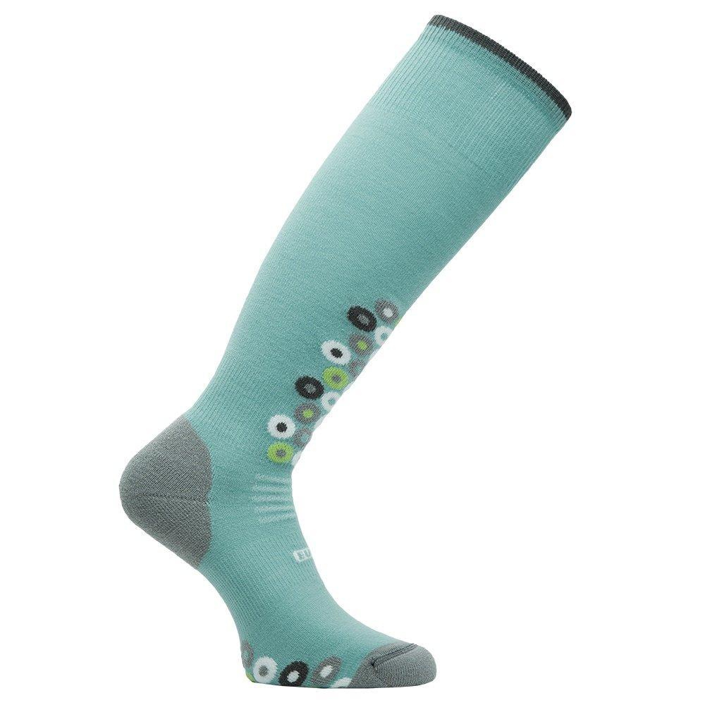 Euro Socks Snowdrop Ski Sock (Women's) - Jade