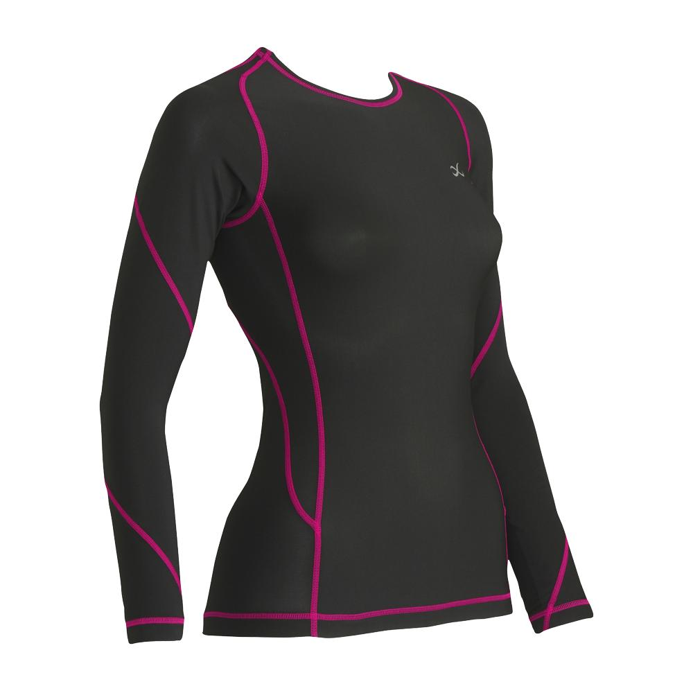 CW-X Womens Womens Long Sleeve Insulator Compression Top