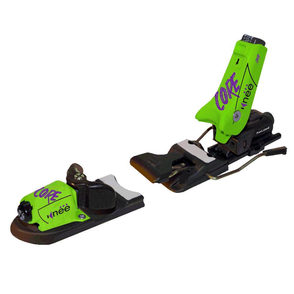 Kneebinding Core 90 Ski Binding  - Neon Green