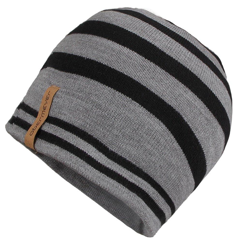 Obermeyer Traverse Knit Hat (Boys') - Heather Grey