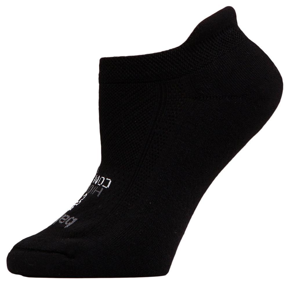 Balega Hidden Comfort Running Sock (Adults') - Black