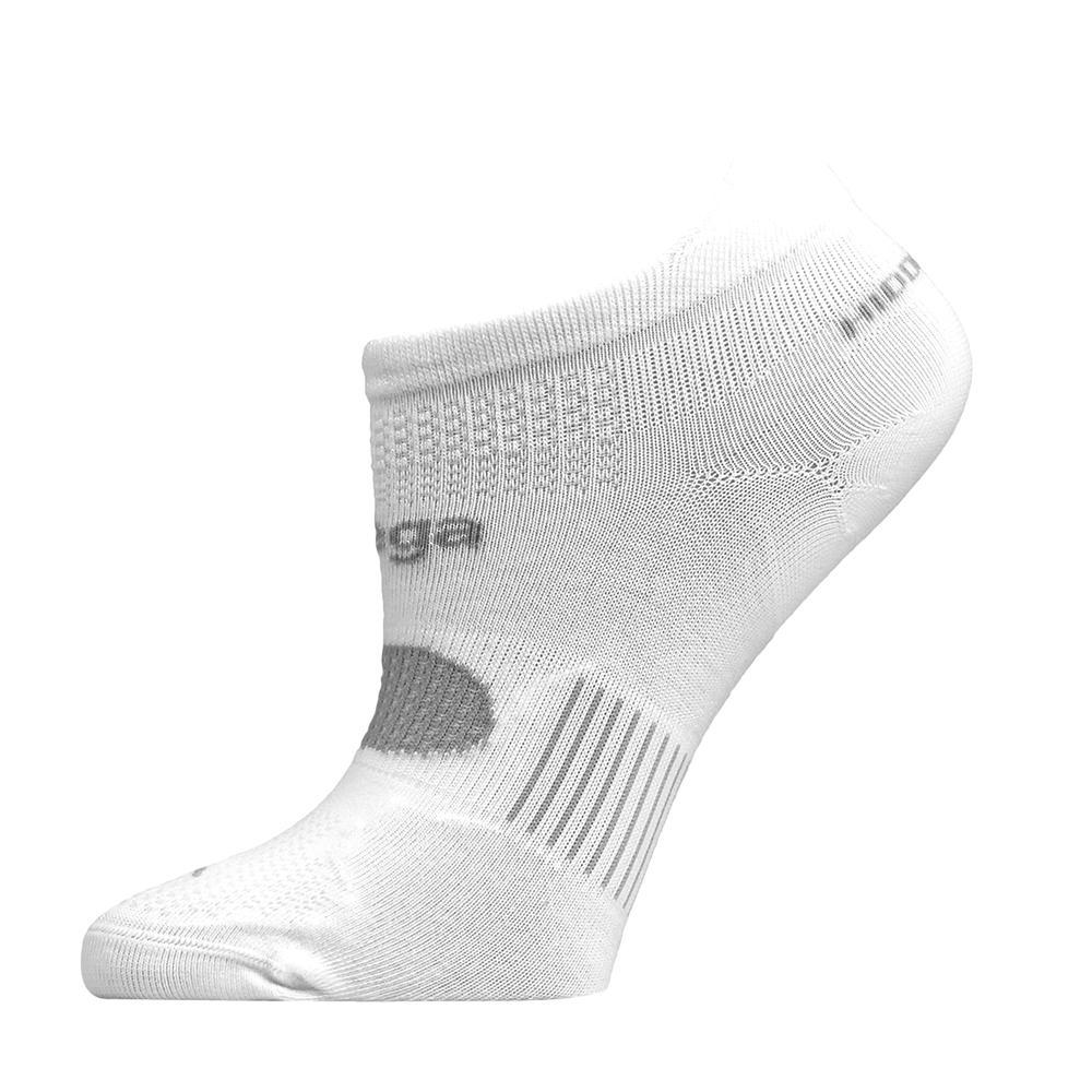 Balega Hidden Dry 2 Running Sock (Adults') - White