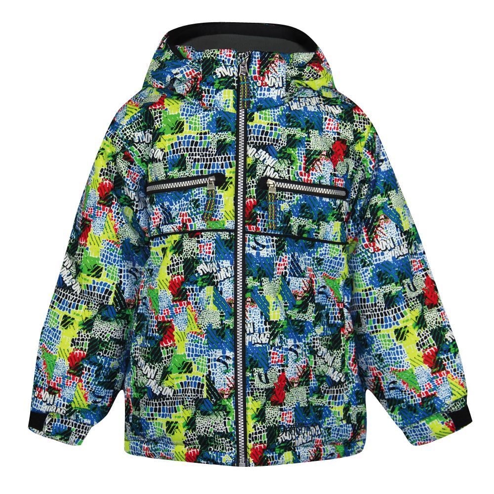 Snow Dragons Traveler Ski Jacket (Little Boys') -