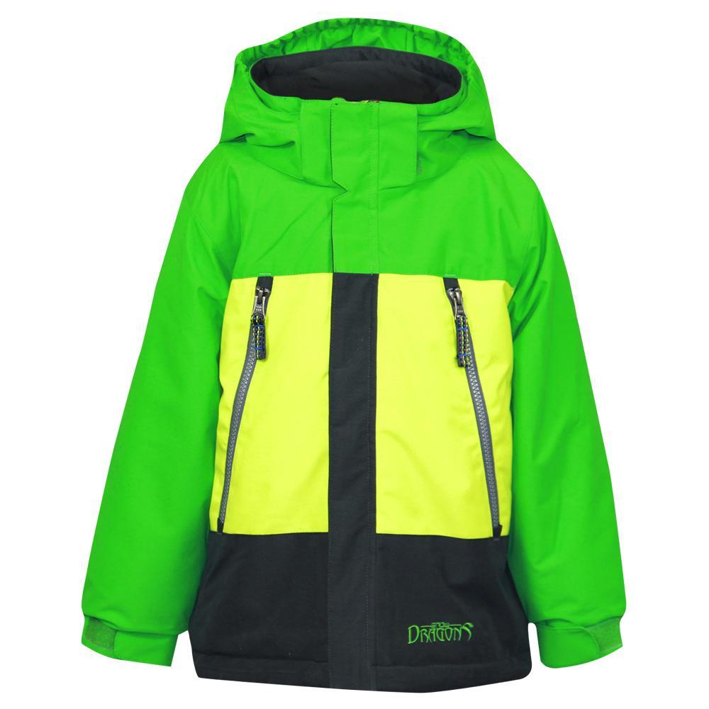 Snow Dragons Feisty Ski Jacket (Little Boys') -