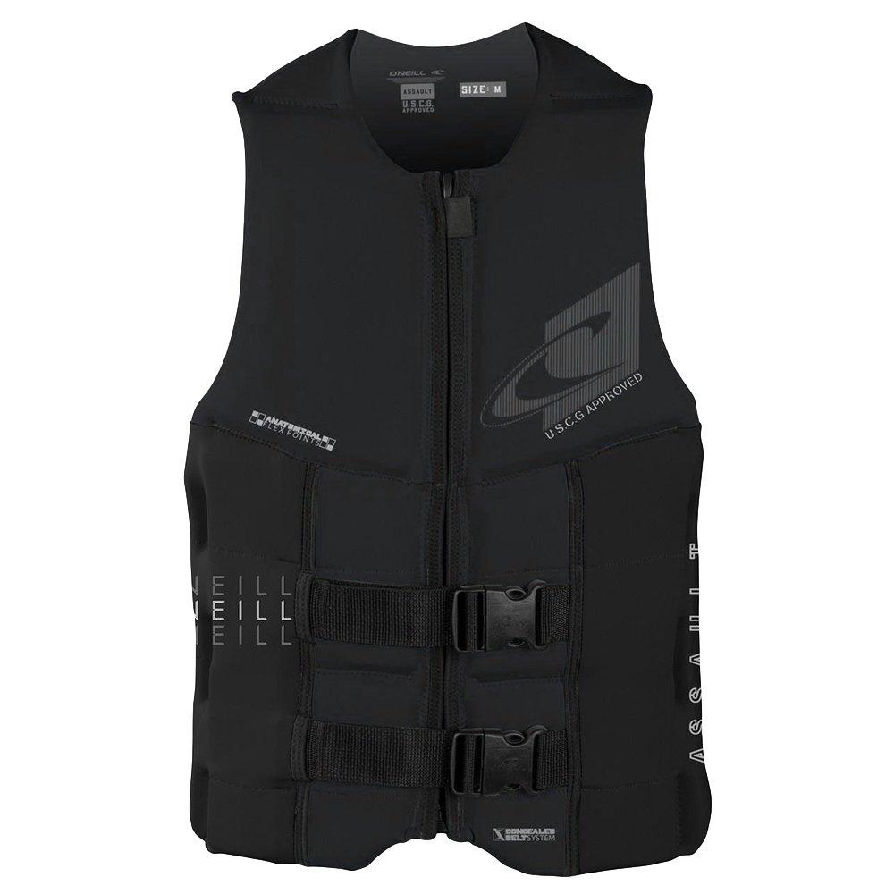 O'Neill Assault Life Vest (Men's) - Black
