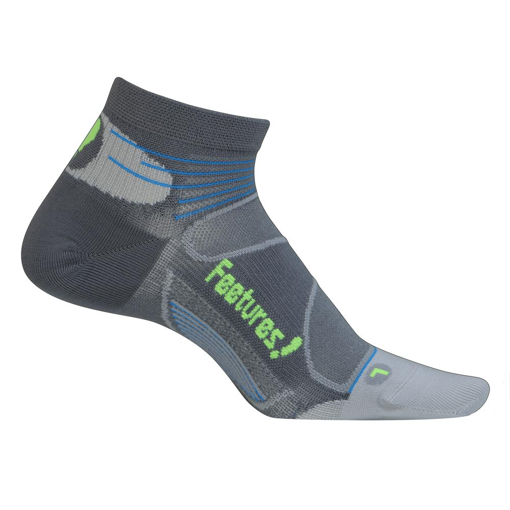 Feetures Elite Ultra Light Low Cut Running Sock Adults