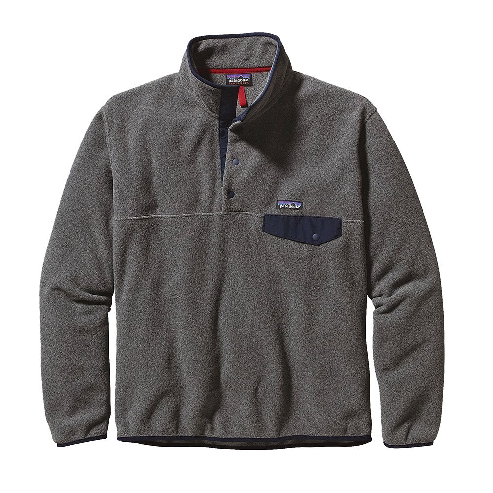 Patagonia Synchilla Snap-T Pullover Fleece (Men's) -