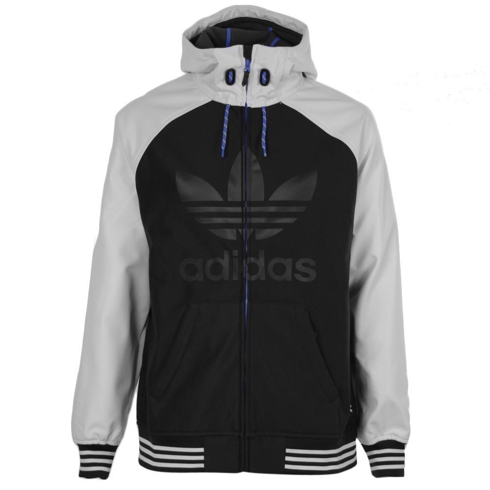 Adidas Greeley Softshell Snowboard Jacket (Men's) | Peter Glenn