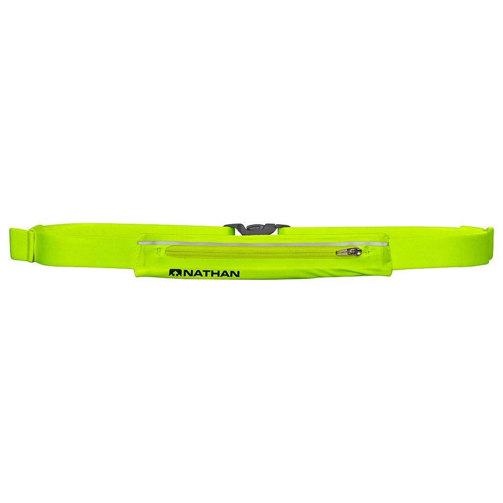 Nathan Mirage Pak Running Belt - Safety Yellow