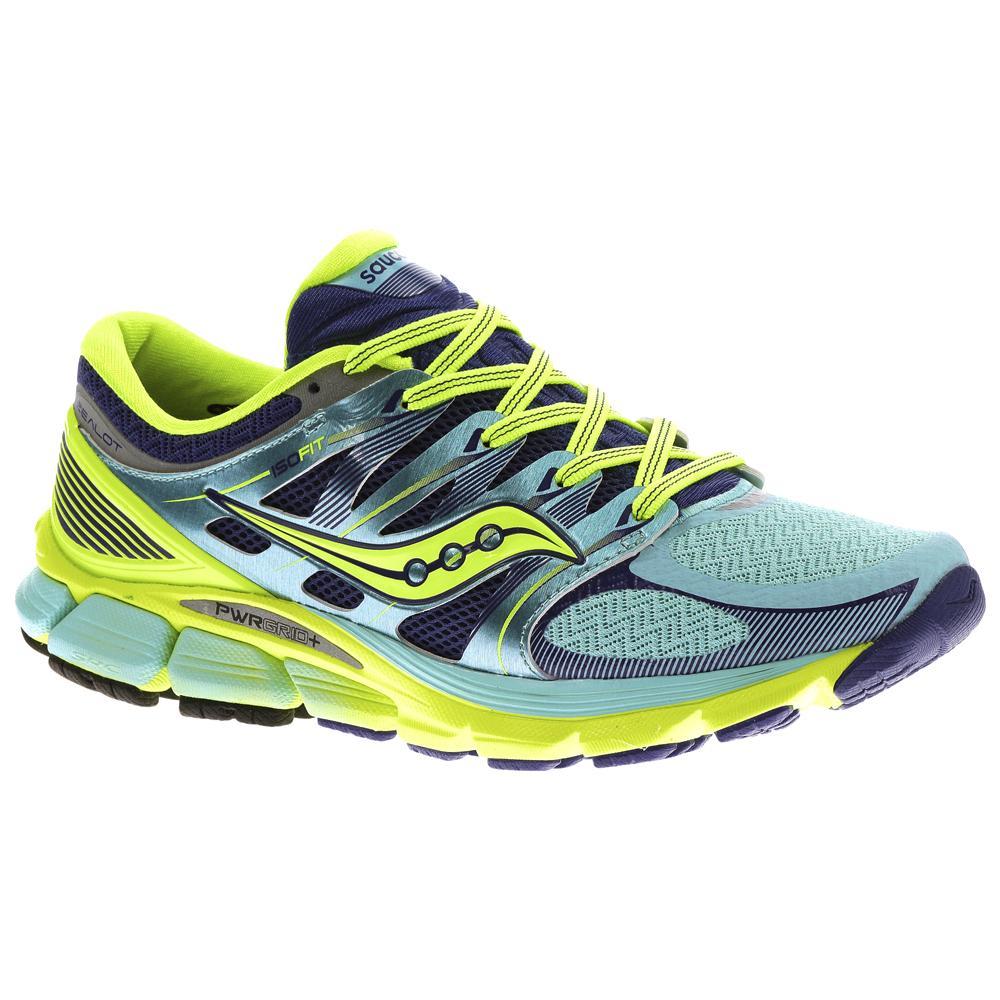 Saucony Zealot ISO Running Shoes (Women