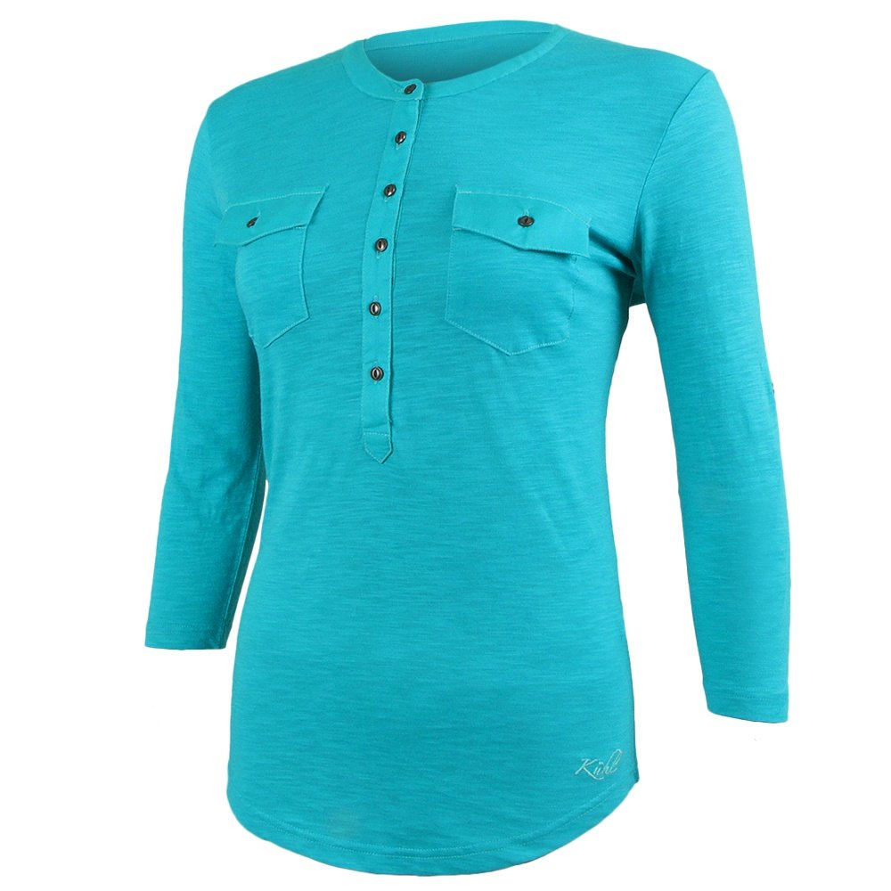 Kuhl Khloe Shirt (Women's) - Mountain Jade