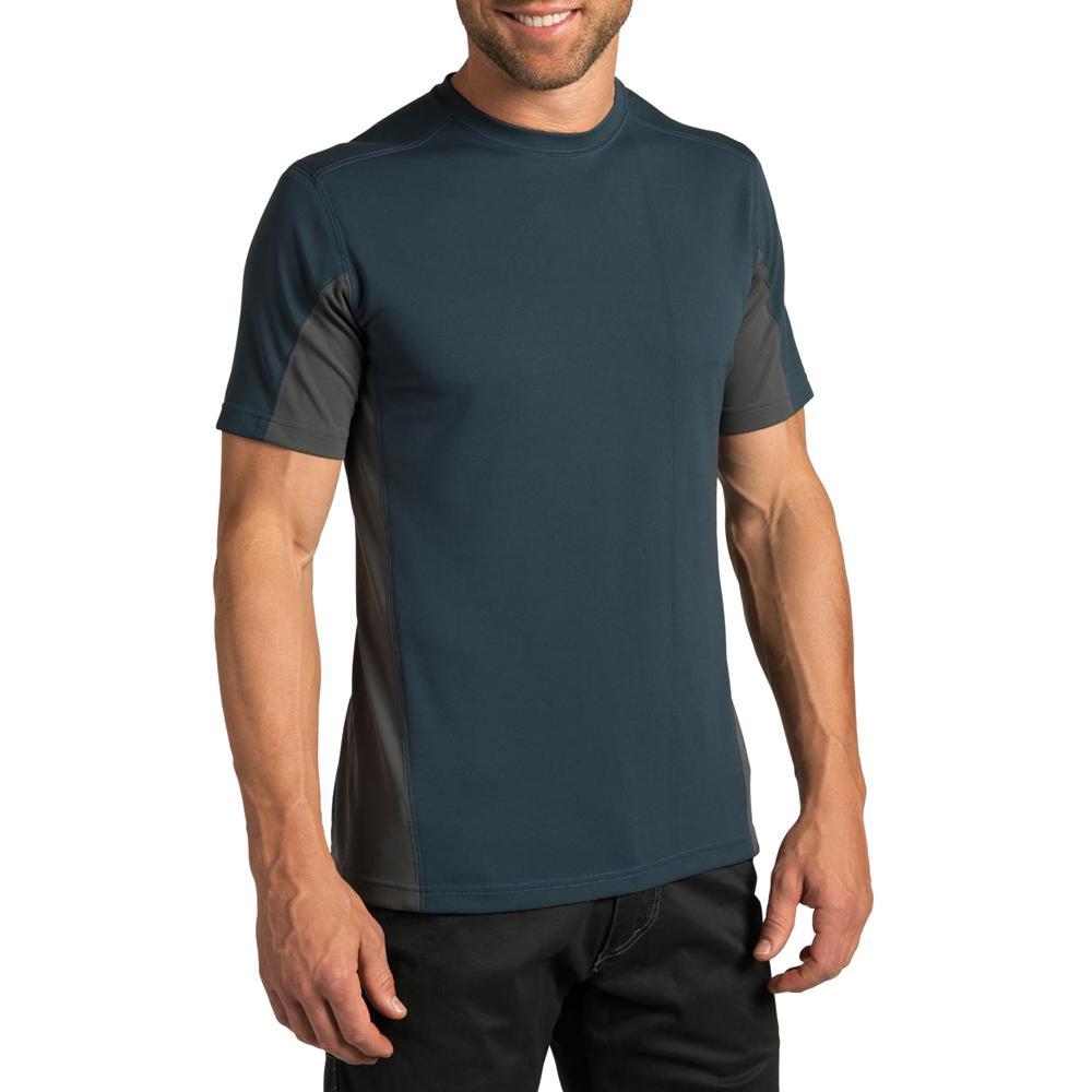 Kuhl's Shadow T-Shirt (Men's) - Pirate Blue