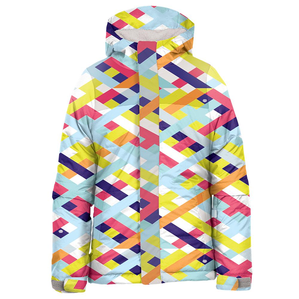 3c2c0244a627 686 Flora Insulated Snowboard Jacket (Girls )