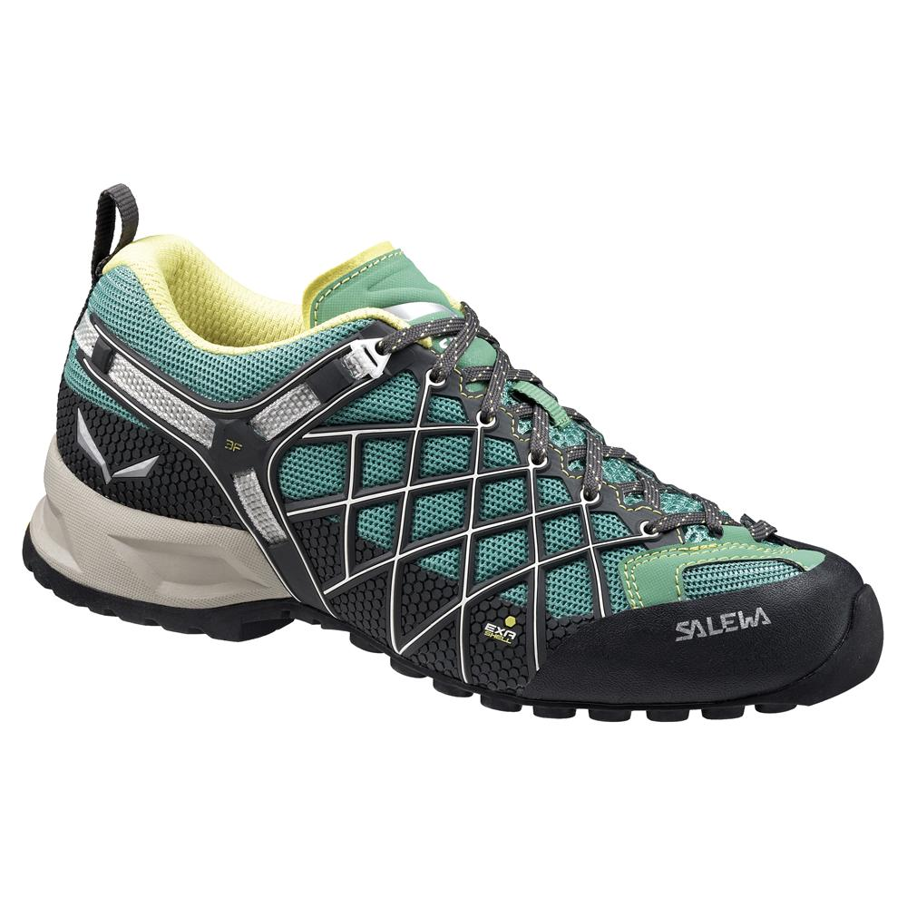 Salewa Wildfire Vent Trail Running Shoe (Women's) - Carbon/Assenzio