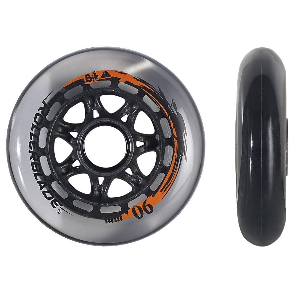 Rollerblade 90mm Inline Skate Wheel 8-Pack -