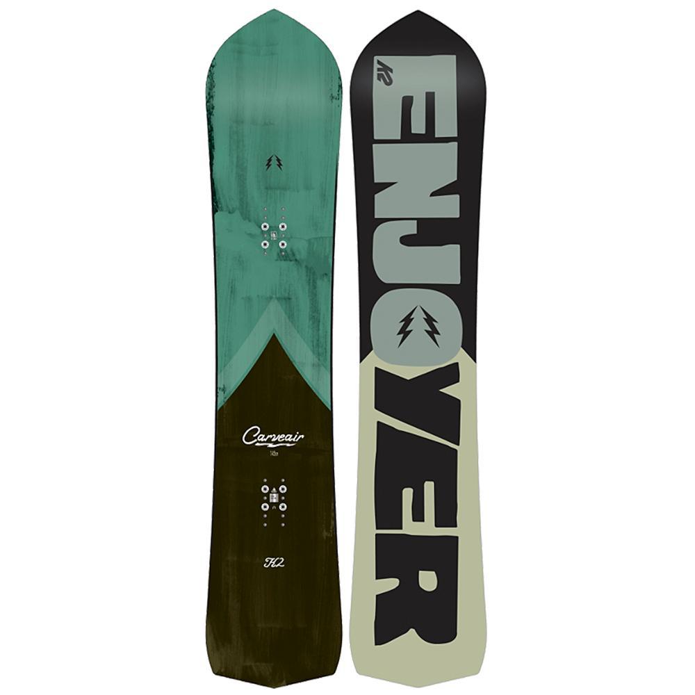 K carve air snowboard men s peter glenn