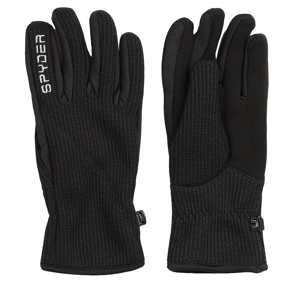 Womens leather ski gloves - Spyder Stryke Conduct Glove Women S